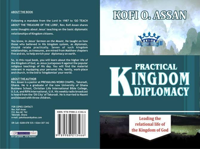PRACTICAL KINGDOM DIPLOMACY - DOMINION EMBASSY